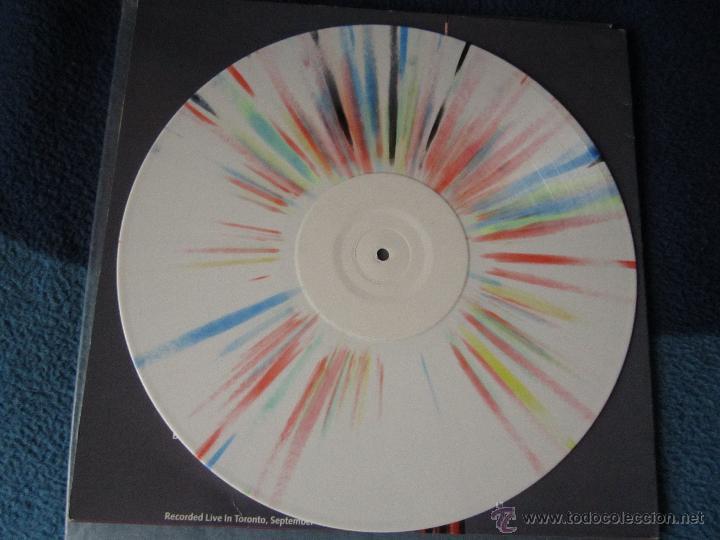 Kiss - Sky Dome - Splatter - Live Bootleg LP