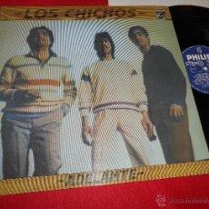 Discos de vinilo: LOS CHICHOS ADELANTE LP 1984 PHILIPS EXCELENTE ESTADO VINILO RUMBA. Lote 54917002