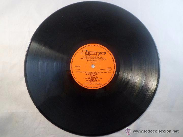 Discos de vinilo: EVITA. NO LLORES POR MI ARGENTINA. OLYMPO. LP 1977 - Foto 2 - 54920650