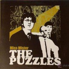 Discos de vinilo: THE PUZZLES -MISS MISTER- EP 10' SPAIN. Lote 54927967