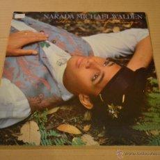 Discos de vinilo: NARADA MICHAEL WALDEN. THE NATURE OF THINGS. WARNER 1985. EDICION ALEMANA. LITERACOMIC.. Lote 54928068