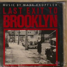 Discos de vinilo: MARK KNOPFLER -LAST EXIT TO BROOKLYN- LP 1989 PHONOGRAM SPAIN. Lote 54928173