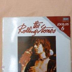 Discos de vinilo: THE ROLLING STONES – WE WANT THE STONES - LP SPAIN 1978 - DECCA SERIE IDOLOS. Lote 54934954