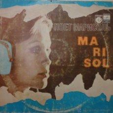 Discos de vinilo: MARISOL - LP VINILO RUSO - - EDITADO EN ANTIGUA UNIÓN SOVIÉTICA (RUSIA - URSS) - 1981. Lote 140646309