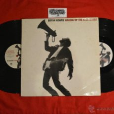 Discos de vinilo: BRYAN ADAMS ?– WAKING UP THE NEIGHBOURS - VG+/VG++. Lote 54936624
