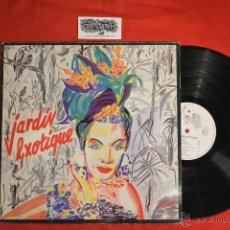 Discos de vinilo: JARDIN EXOTIQUE ?– JARDIN EXOTIQUE - LP VG+/NM MUY RARE FRANCE . Lote 54936668