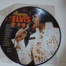 Discos de vinilo: DISCO ELVIS PRESLEY. Lote 54936975