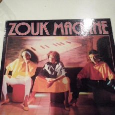 Discos de vinilo: ZOUK MACHINE BACK GROUND EXPERIENCE 7 (1986 DEBS FRANCIA) . Lote 54937221