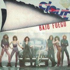 Discos de vinil: CLOUT - BAJO FUEGO / TOM-MORROW (SPAIN, SINGLE 1979). Lote 54941643