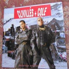 Discos de vinilo: CLIVILLE'S + COLE-LP DOBLE VINILO- TITULO GREATEST REMIXES VOL-1- CON 13 TEMAS- ORIGINAL 92- NUEVO. Lote 54942020