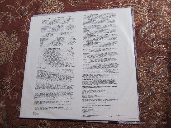Discos de vinilo: CLIVILLES + COLE-LP DOBLE VINILO- TITULO GREATEST REMIXES VOL-1- CON 13 TEMAS- ORIGINAL 92- NUEVO - Foto 4 - 54942020