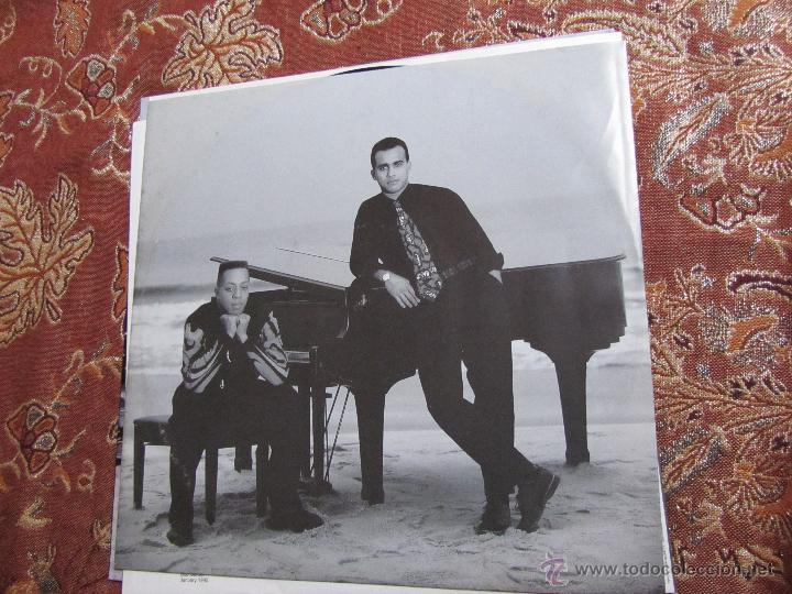 Discos de vinilo: CLIVILLES + COLE-LP DOBLE VINILO- TITULO GREATEST REMIXES VOL-1- CON 13 TEMAS- ORIGINAL 92- NUEVO - Foto 6 - 54942020