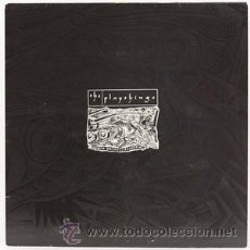 Discos de vinilo: THE PLAYTHINGS.- WAR MADNESS & ASHOPPING. Lote 54945163