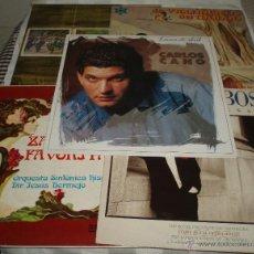 Discos de vinilo: LP LOTE DE CINCO DISCOS MUSICA VARIADA. Lote 54951237