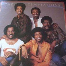 Discos de vinilo: THE TEMPTATIONS - THE TEMPTATIONS - MOTOWN US PRESS 1981. Lote 54952391