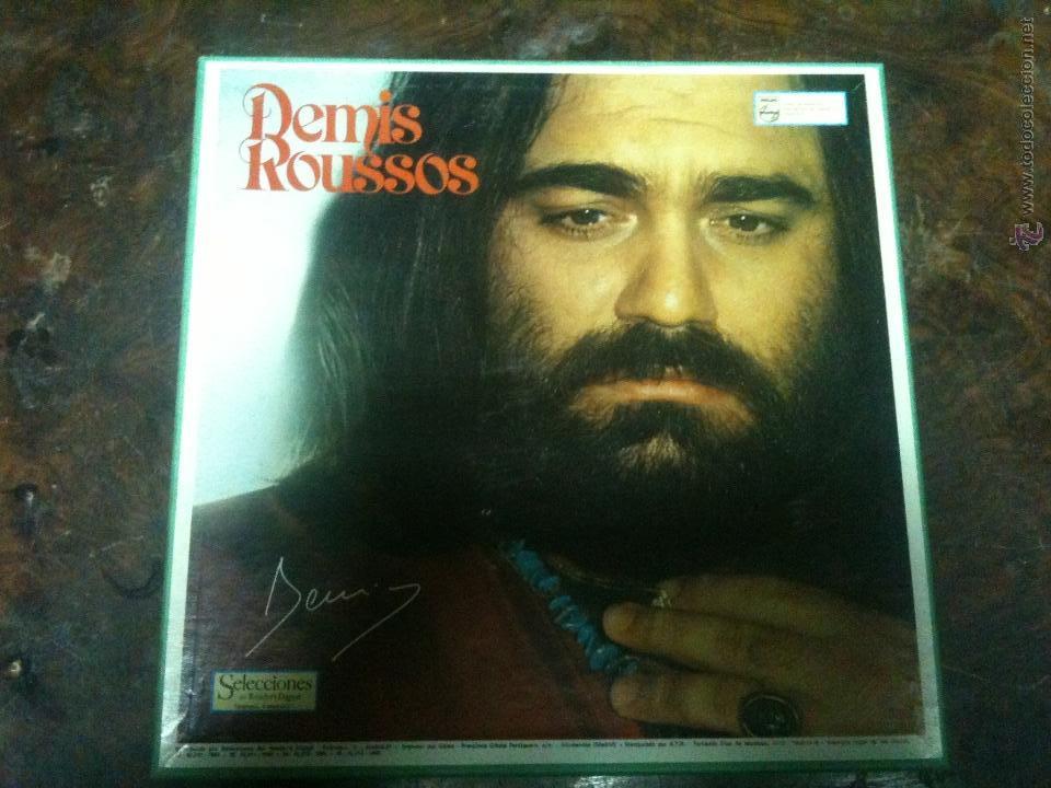 DEMIS ROUSSOS -BOX-4 LP. (Música - Discos - LP Vinilo - Cantautores Internacionales)