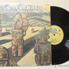 Discos de vinilo: LUBIO PEÑAMARIA EL EMBRUJO DE LA GUITARRA SUDAMERICANA LP VINILO MADE IN SPAIN 1982. Lote 54956787