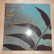 Discos de vinilo: MUSICA SIN FRONTERAS- ANNE CLARK VANGELIS WIM MERTENS ETC -2LPS 1991. Lote 54968068