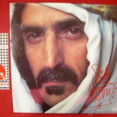 Discos de vinilo: FRANK ZAPPA- SHEIK YERBOUTI. DOBLE LP. ORIGINAL ESPAÑOL.. Lote 54975013
