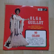 Discos de vinilo: OLGA GUILLOT - ZAFIRO 1967 ORQUESTA DE NACHO ROSALES. Lote 54976705