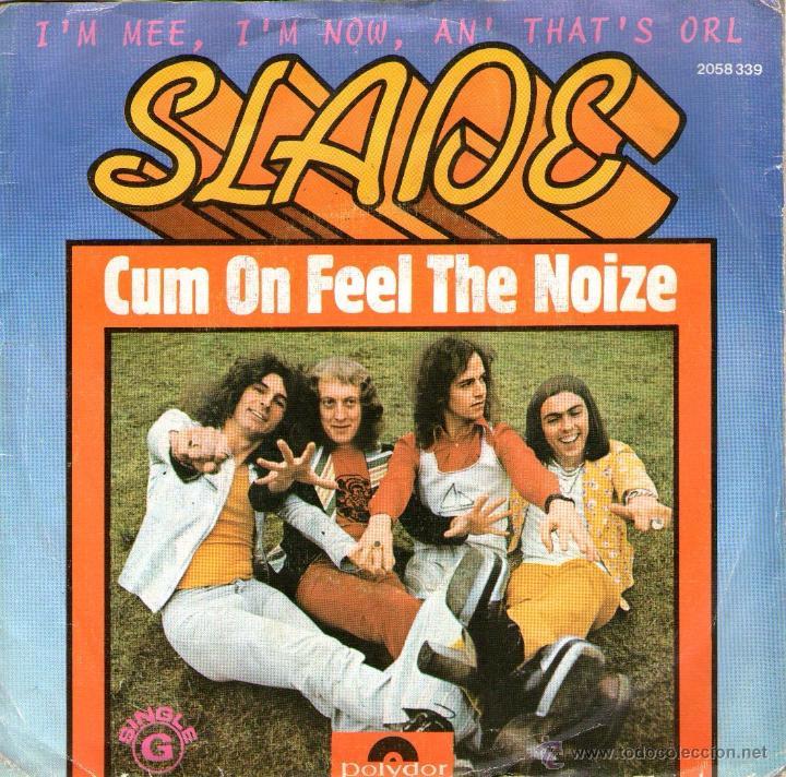 Slade singles.