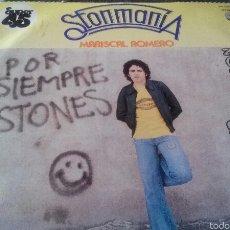 Discos de vinilo: DISCO VINILO MARISCAL ROMERO-STONMANIA. Lote 54982638