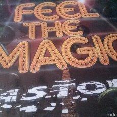 Discos de vinilo: PASTORA - FEEL THE MAGIC (12
