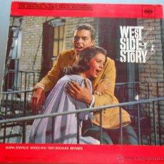 Discos de vinilo: WEST SIDE STORY. Lote 54985329