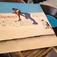 Discos de vinilo: LOS BRINCOS LP ZAFIRO ETIQUETA VERDE. Lote 54989649