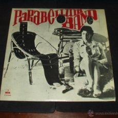 Discos de vinilo: PARABELLUM BAND LP SAME VERY RARE. Lote 54989753