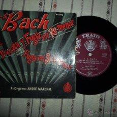Discos de vinilo: J S BACH TOCCATA. Lote 54990468