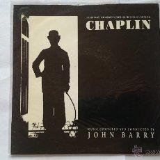 Discos de vinilo: ROBERT DOWNEY JR. - SMILE (BSO/OST 'CHAPLIN' - JOHN BARRY) (PROMO 1993). Lote 54991433