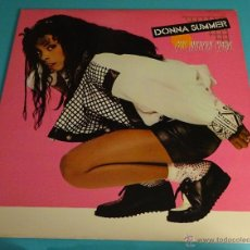 Discos de vinilo: DONNA SUMMER. CATS WITHOUT CLAWS. Lote 54991683