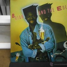 Discos de vinilo: BRIAN AND THE EDENCELEBRATION TO NIGHT. Lote 54999762