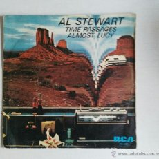 Dischi in vinile: AL STEWART: TIME PASSAGES/ALMOST LUCY. Lote 55003386