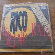 Discos de vinilo: RICO SPRING RAIN. Lote 55004225