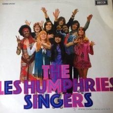 Discos de vinilo: THE LES HUMPHRIES SINGERS - THE LES HUMPHRIES SINGERS . LP . 1971 DECCA . Lote 55005876
