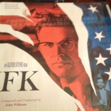 Discos de vinilo: DISCO VINILO JFK. Lote 55011745