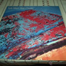 Discos de vinilo: LYLE MAYS STREET DREAMS. Lote 55012756