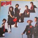 Discos de vinilo: LP - WALL STREET CRASH - SAME (ENGLAND, MAGNET RECORDS 1982, PORTADA DOBLE). Lote 55012921
