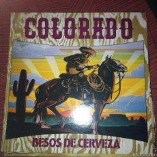 Discos de vinilo: DISCO VINILO COLORADO. Lote 55013141