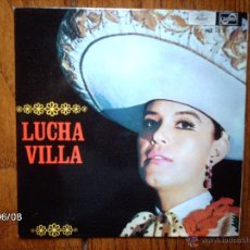 Discos de vinilo: LUCHA VILLA - IMPLORACIÓN + 3 . Lote 55026039