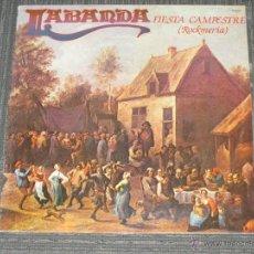 Discos de vinilo: LABANDA - FIESTA CAMPESTRE - GUIMBARDA - MADE IN SPAIN - 1985 - IBL -. Lote 55026440