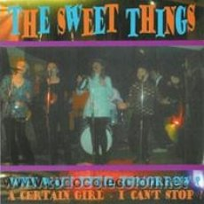 Discos de vinilo: THE SWEET THINGS - WHY WAIT UNTIL TOMORROW? (WIPED OUT RECORDS) . Lote 55026866
