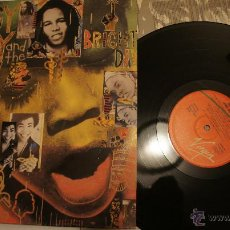 Discos de vinilo: ZIGGY MARLEY AND THE MELODY MAKERS - BRIGHTDAY - ESPAÑOL 1989. Lote 55031349