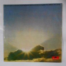Discos de vinilo: IN RETROSPECT. DOBLE LP. JOHN MCLAUGLIN. TONY WILLIAMS. JACK BRUCE. LARRY YOUNG. TDKDA1. Lote 55045077