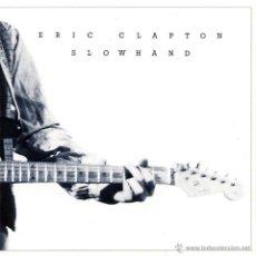 Discos de vinilo: LP - VINILO ERIC CLAPTON SLOWHAND 33 RPM. Lote 55049130