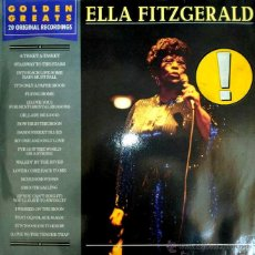 Discos de vinilo: LP - ELLA FITZGERALD GOLDEN GREATS 33 RPM. Lote 55049682