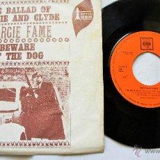 Discos de vinilo: GEORGIE FAME - THE BALLAD OF BONNIE AND CLYDE . Lote 55054252
