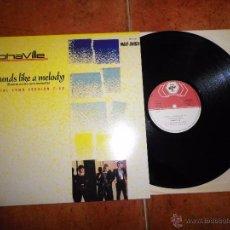 Discos de vinil: ALPHAVILLE SOUNDS LIKE A MELODY MAXI SINGLE VINILO 1984 HECHO EN ESPAÑA MARIAN GOLD 2 TEMAS. Lote 55056151
